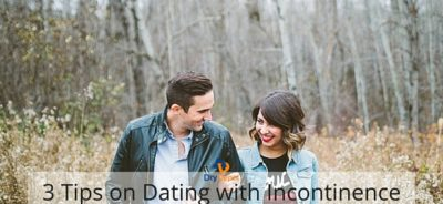 3 Tips on Dating with Incontinence