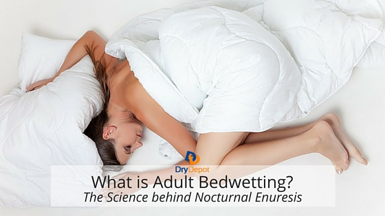 adult bed wetting